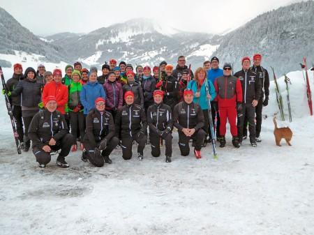 Skilanglauf-Event des DAV im Bregenzerwald