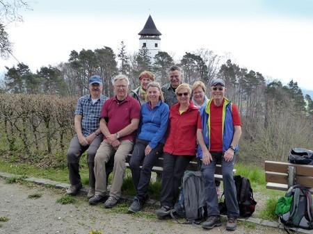 DAV  Senioren-Wanderung im Aachtobel