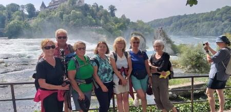 Deutsch-Schweizer Flusswanderung