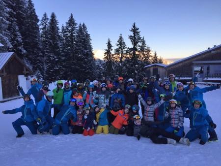 Kinderski- und Snowboardfreizeit 2020 des DAV Pfullendorf
